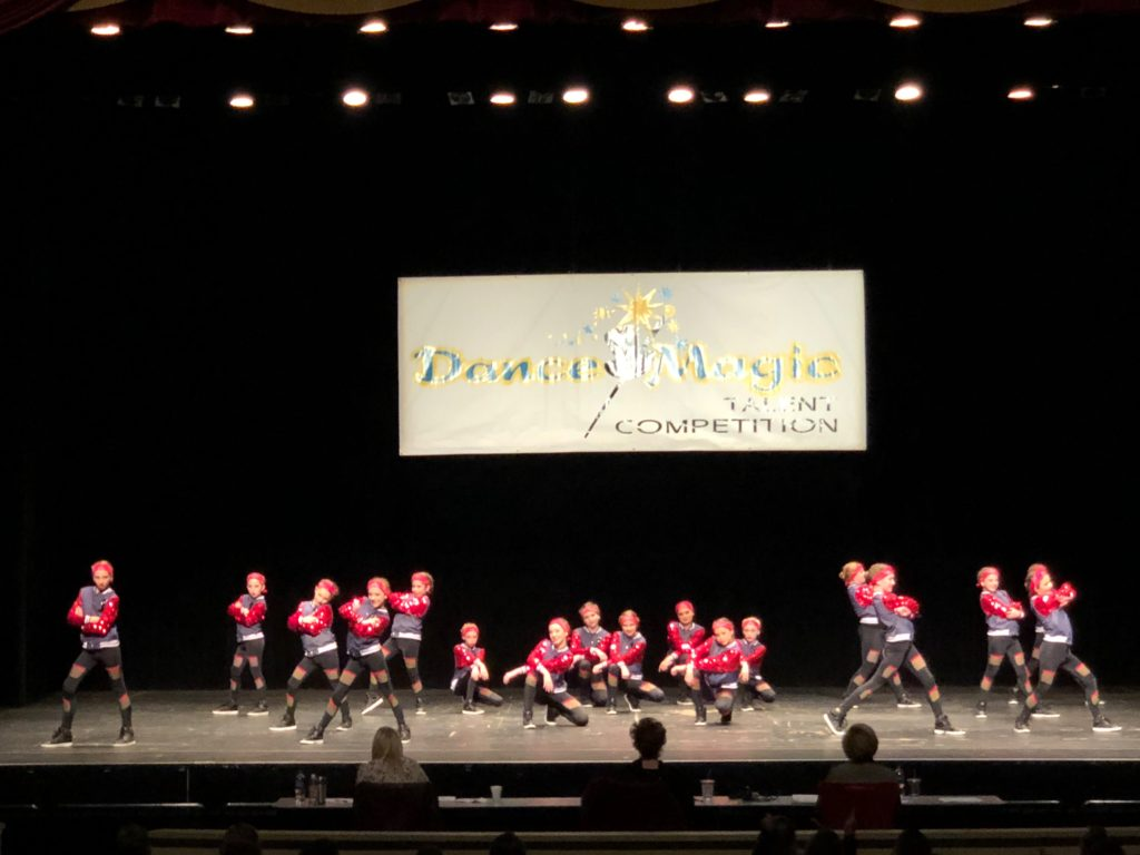 Junior Competitive Crew - DDH Dance Academy