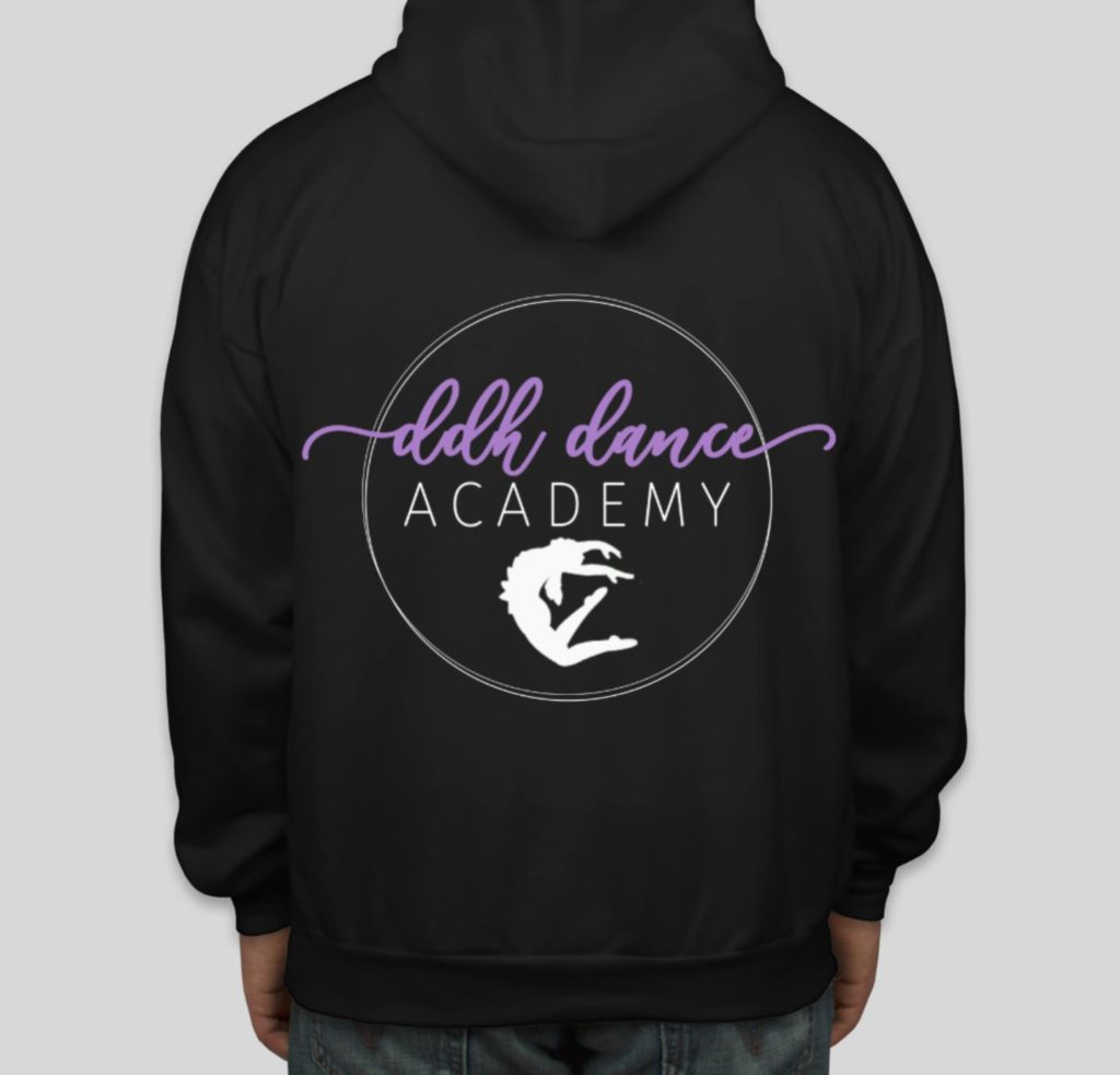 new ddh dance academy clothing